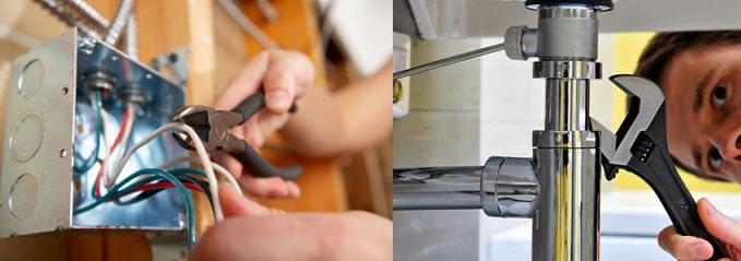 Sửa chữa điện nước tại Vũ Trọng Phụng