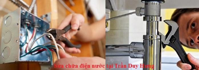 Sửa chữa điện nước tại Trần Duy Hưng, Cầu Giấy, Hà Nội