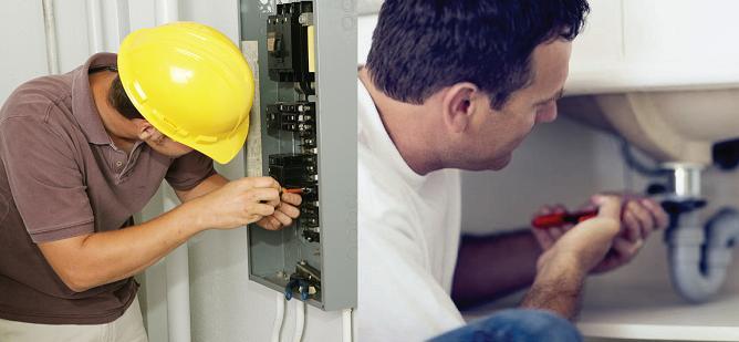 Lắp đặt, sửa chữa điện nước tại nhà ở Hà Nội 24/24