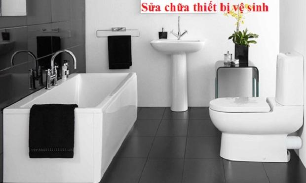 Sửa chữa thiết bị vệ sinh tại Hà Nội