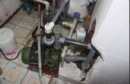 Dịch vụ sửa máy bơm tại nhà Hà Nội