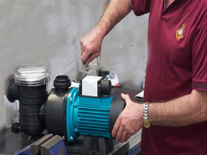 thợ sửa máy bơm nước hà nội