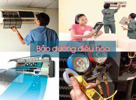 Bảo dưỡng điều hòa tại quận Hà Đông giá rẻ