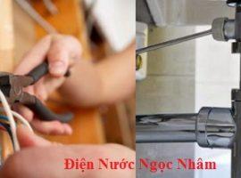 Sửa chữa điện nước tại quận Từ Liêm, Hà Nội