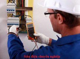 Sửa chữa điện nước tại quận Ba Đình chuyên nghiệp